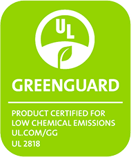 GREENGUARD - Certificate Of Compliance
