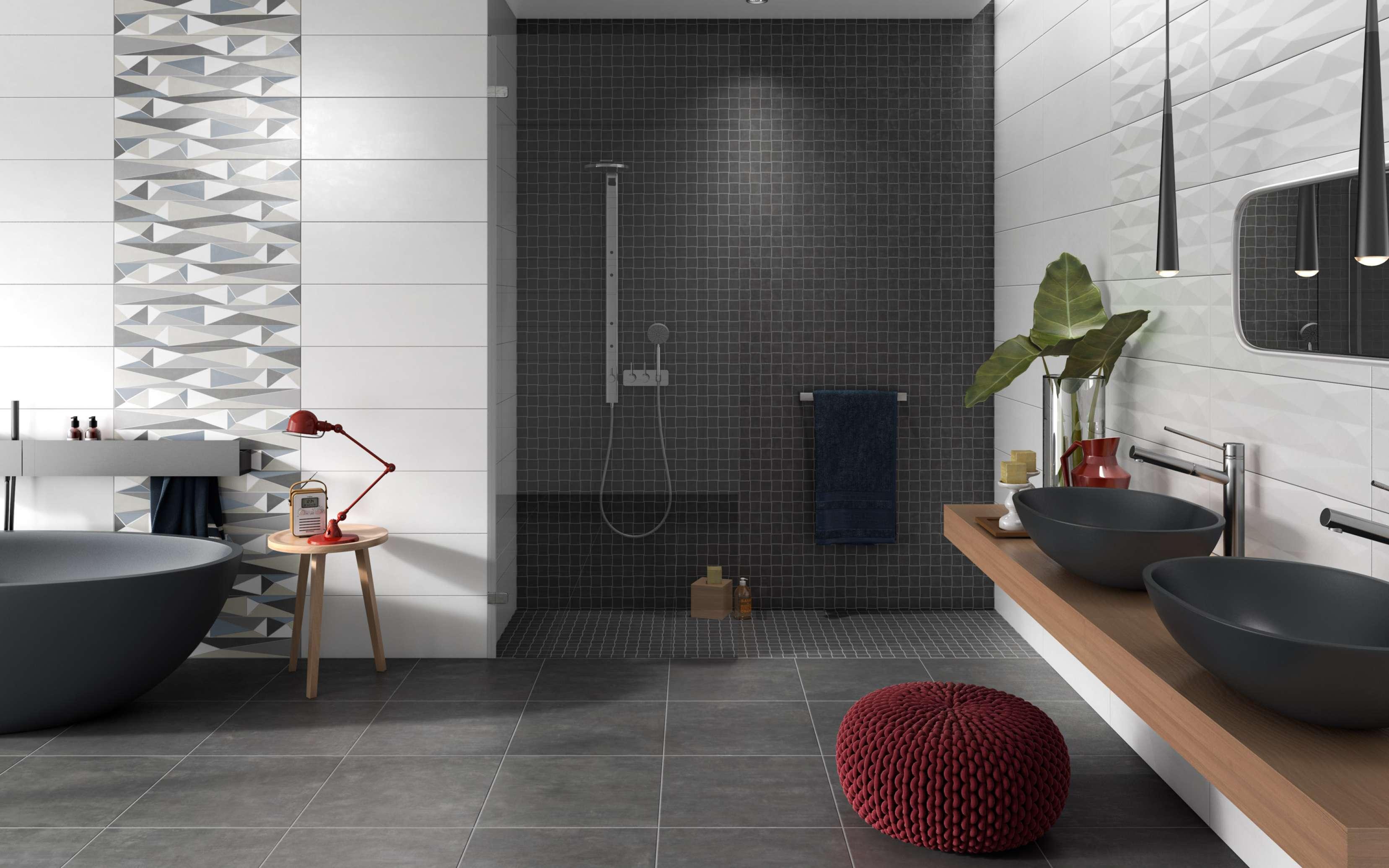 Cinca Wall And Floor Tiles ~ Mosaicos De Azulejos En Paredes